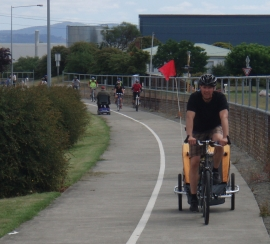 Cycleways & Multi-user Paths