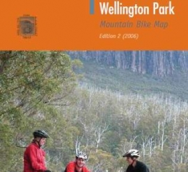 Wellington Park Bike Map